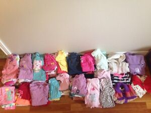 Assorted baby Girl clothing size 12-18 months