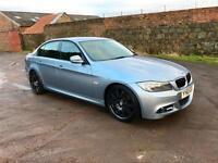 2011 BMW 3 Series 2.0 320d M Sport 4dr