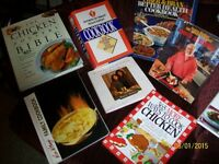 Cook Books all hard cover books excellent condition.$4.00 each