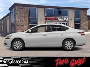 2014 Nissan Sentra SR  - Ex-lease -  - Cloth Seats