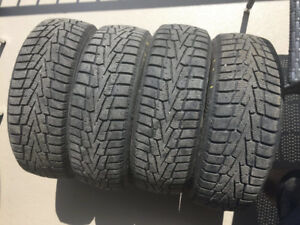 Winter tires - NEXEN WINGUARD WINSPIKE