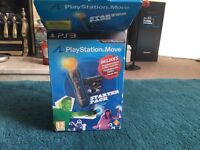 PlayStation move with games
