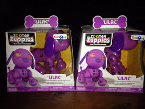 """ZOOMER ZUPPIES """"LILAC"""" (1 AVAILABLE)"""