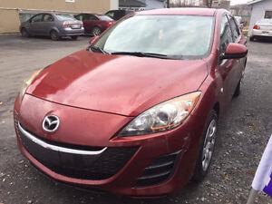2010 Mazda Mazda3  Très propre