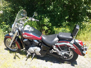 Selling because i bought a new bike.