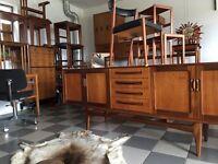 Mid century vintage retro furniture and Homewares