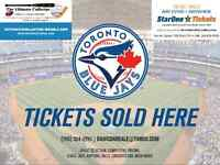Toronto Blue Jays 2015 Tickets* All Games: Great Selection!!!!!!