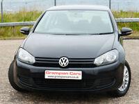 Volkswagen Golf 1.6TDI ( 105ps ) 2010MY S (£30 ROAD TAX)