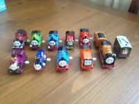 Thomas and friends wind up trains (2006 Gullane)