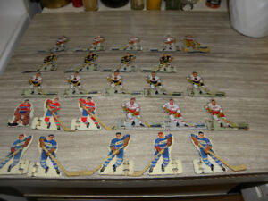 Vintage  Table-Top Hockey Game Players $165 for All