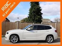 2012 BMW X1 xDrive18d 2.0 Turbo Diesel M Sport 6 Speed AWD 4x4 4WD Bluetooth Ful