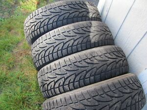 winter tires 200.00$ firm