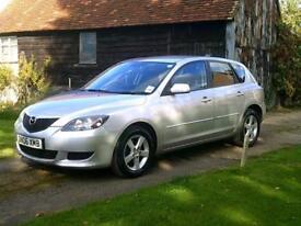 2006 Mazda 3 1.6 TS