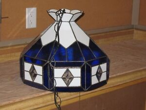 Leaded Glass Swag Kawartha Lakes Peterborough Area image 1