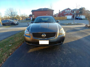 NEED GONE ASAP!!!  Nissan Altima 2006