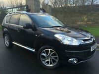 2008 08 CITROEN C- CROSSER 2.2 HDi ( 156bhp ) EXCLUSIVE 7 SEATER