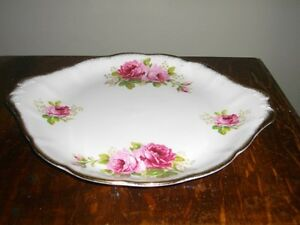 ROYAL ALBERT AMERICAN BEAUTY CHINA FOR SALE!