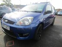 2007 07 FORD FIESTA ST,IMPERIAL BLUE,GEN 62,000 MILES!! LOW MILES!!!!