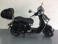 Vespa GTS 300 Super ABS Loaded With Extras