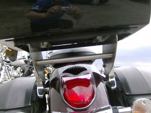 AFTERMARKET TRUNK WITH CUSTOM STAINLESS STEEL MOUNTS Cambridge Kitchener Area image 2