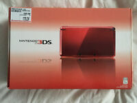 Brand New Nintendo 3DS - sealed
