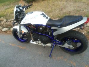 2001 buell x1 1203cc low km great shape moving need to sell