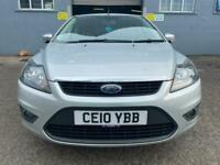 *89000 MILES* 2010 Ford Focus ZETEC 1.6i cc, *FULL YEAR MOT_WARRANTY_SERVICED*