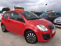 2009 59 Citroen C2 1.1 VTR 3 Low 39,000 Miles Lady owned for the past 3 years Full 12 Months MOT