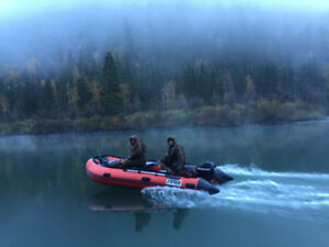 NEW-- Stryker Boats--Canada's Favorite Inflatable Boat
