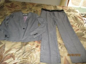 Woman's DEX the suit shop NEW YORK 2 piece suit SIZE XL