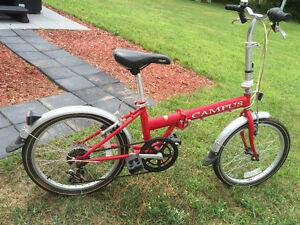 Jr.'s Folding Bike