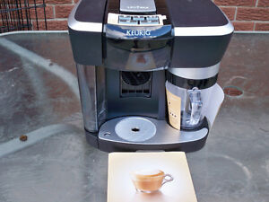 KEURIG CAPPUCCINO/LATTE/FROTH BREWING SYSTEM