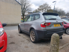 BMW X3 STARTS AND DRIVES AS IT SHOULD PX OR SWAP WELCOME