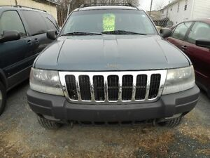 2003 Jeep Grand Cherokee tax included SUV, Crossover