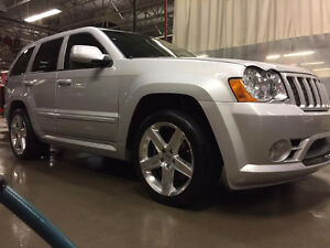 Jeep srt8 Grand Cherokee 2008 *a voir *