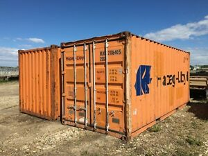 20' sea cans for sale or rent!!