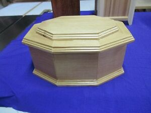 Affordable  custom wooden urns