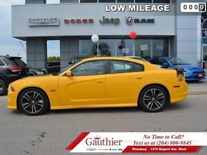 2012 Dodge Charger SRT8 392 Superbee *LOW KM*  - Low Mileage