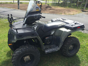 2013 POLARIS 500 SPORTSMAN HO ( WE FINANCE )