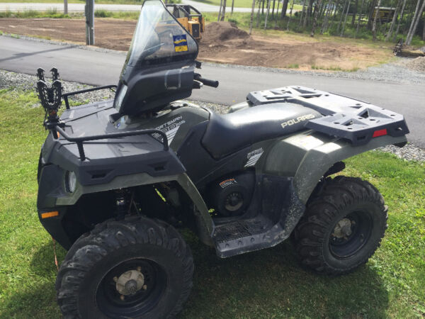 Used 2013 Polaris SPORTSMAN