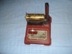 Fleishmann Toy Steam Engine