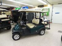 2012 CLUB CAR Precedent ELECTRIC - 48VOLT - GOLF CART