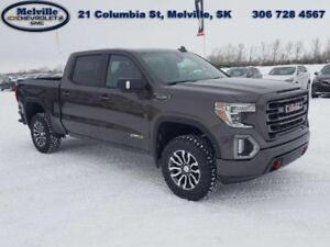 2019 GMC Sierra 1500 AT4  - Navigation - Sunroof