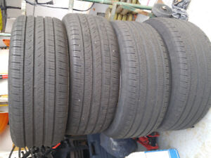 Rim and Tires for Audi/VW