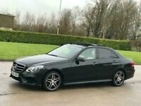 2015 Mercedes-Benz E-CLASS 3.0 E350 BLUETEC AMG NIGHT ED PREMIUM PLUS 4d 255 BHP
