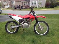 2009 HONDA CRF230f