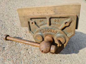 Record No 52 Wood Working Vice
