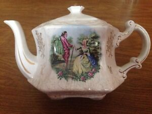 Antique Ellgreave Teapot