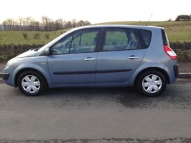Excellent condition Renault scenic oasis