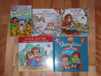 BARGAIN:90 kids books - softcover and hardcover
